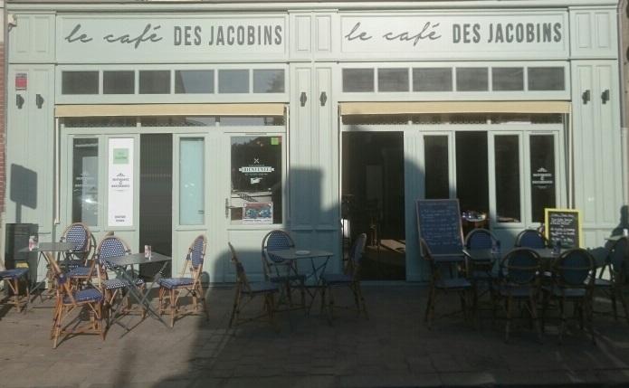 Decograph Publicite - cafe des jacobins à Rennes 2