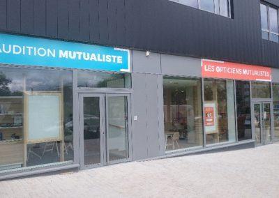 Enseigne Audition Mutualiste